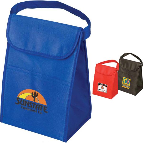 Personalized Targetline Insulated Lunch Bag