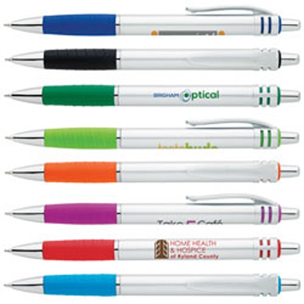 Imprinted Silver Distinctive Pen