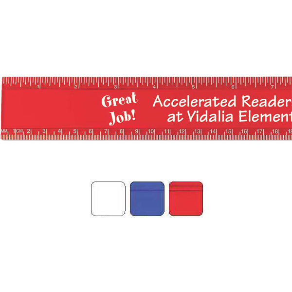 "Customized 12"" Ruler"