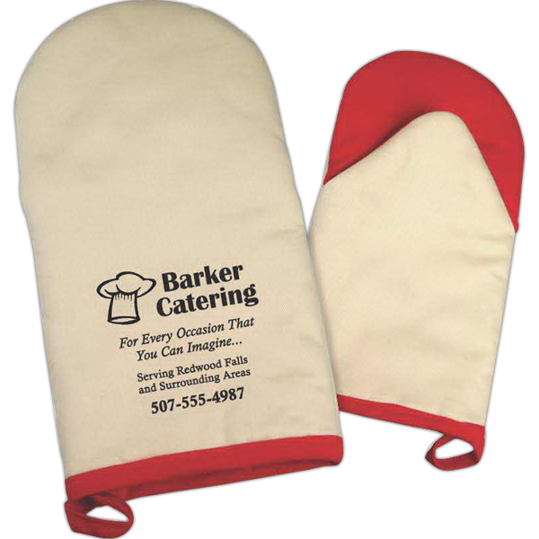 Customized Universal Oven Mitt