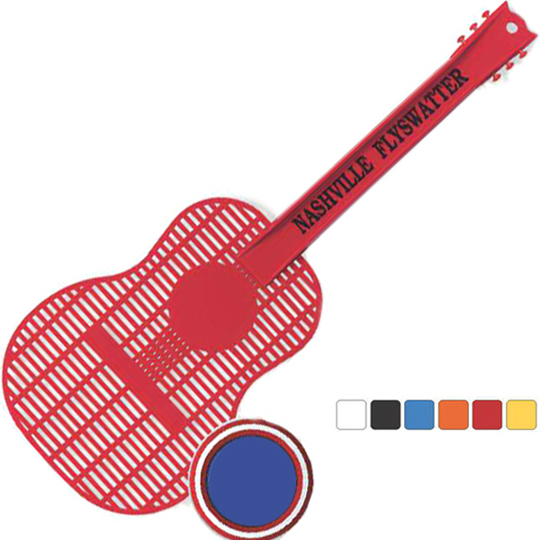 Custom Large Guitar Fly Swatter