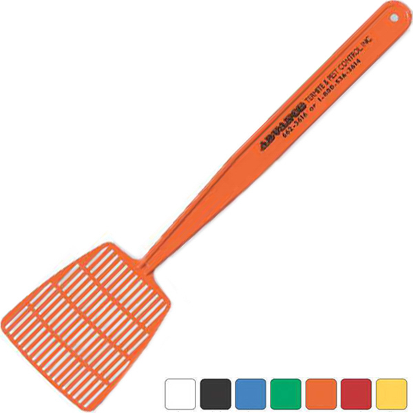Imprinted Mini Standard Fly Swatter