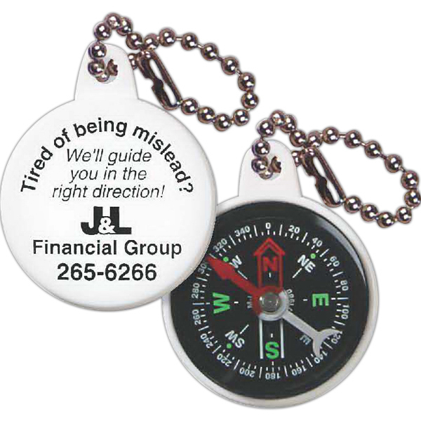 Customized Compass Tag