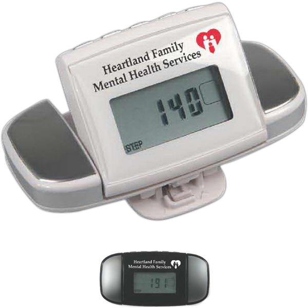 Customized Heart Rate Pedometer