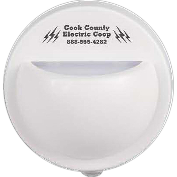 Personalized LED Half-Dome Night Light with Photocell