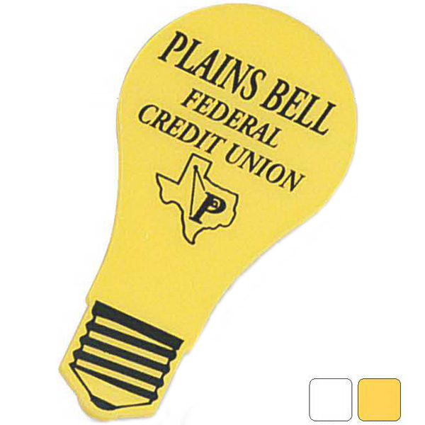 Printed Light Bulb Safety Plug
