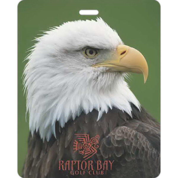 Promotional Full Color Golf Tag