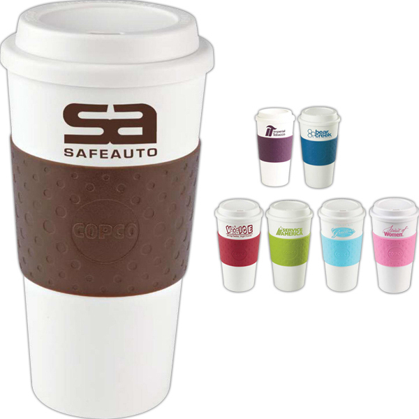 Printed Copco Hot Beverage To Go Cup