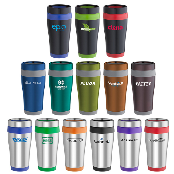 Customized 16 oz. Stainless Steel Tumbler