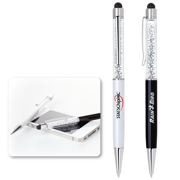 Promotional Siena Touch Stylus Pen