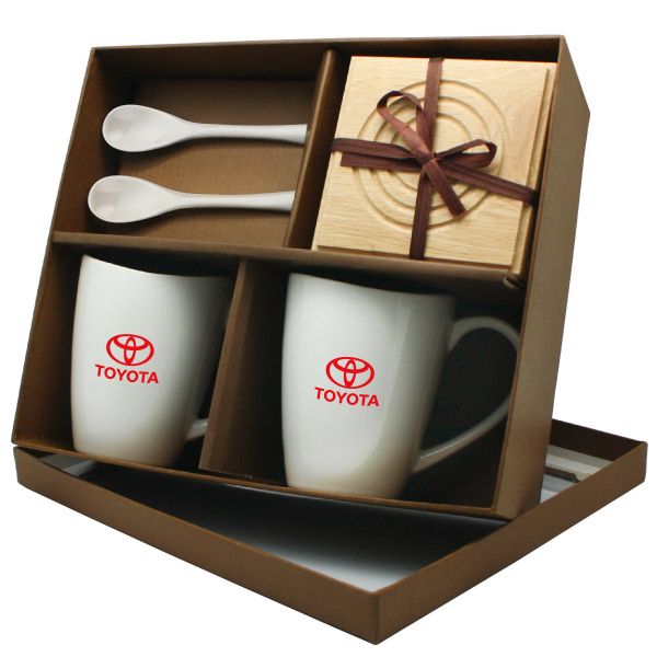 Personalized Barista - 6 Piece Coffee Set
