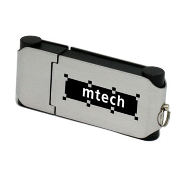 Imprinted USB 2.0 flash drive