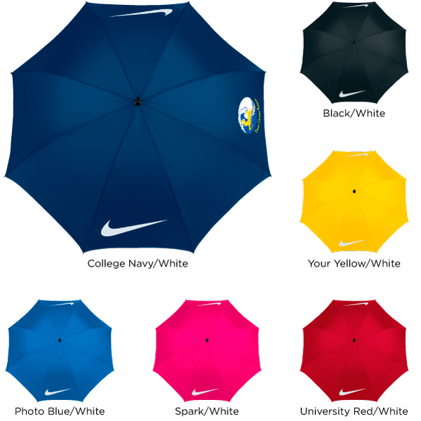 Personalized Windproof golf umbrella