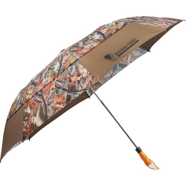 "Personalized 58"" Hunt Valley (TM) Vented Folding Umbrella"