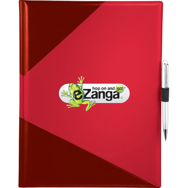 Customized Color Step Padfolio