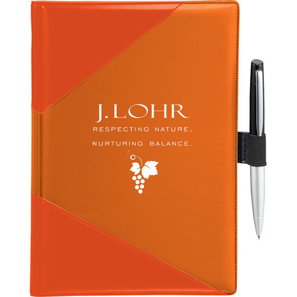 Printed Color Step Jr Padfolio