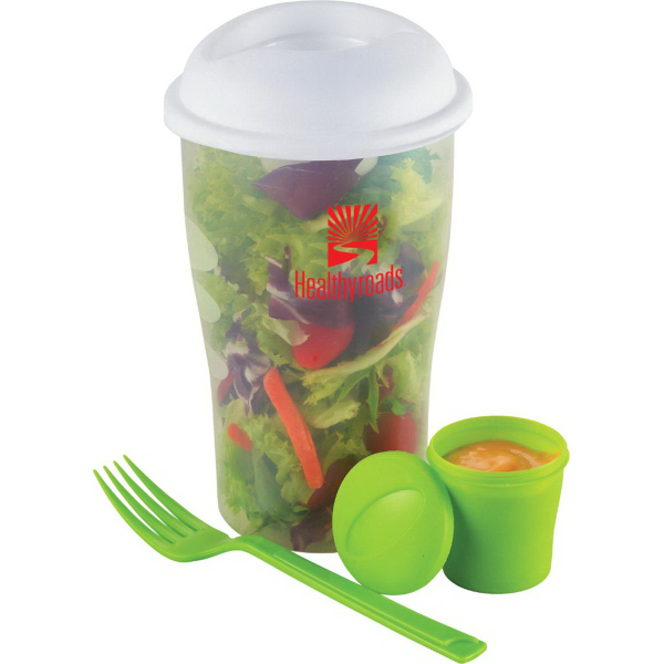 Customized Salad Shaker Set