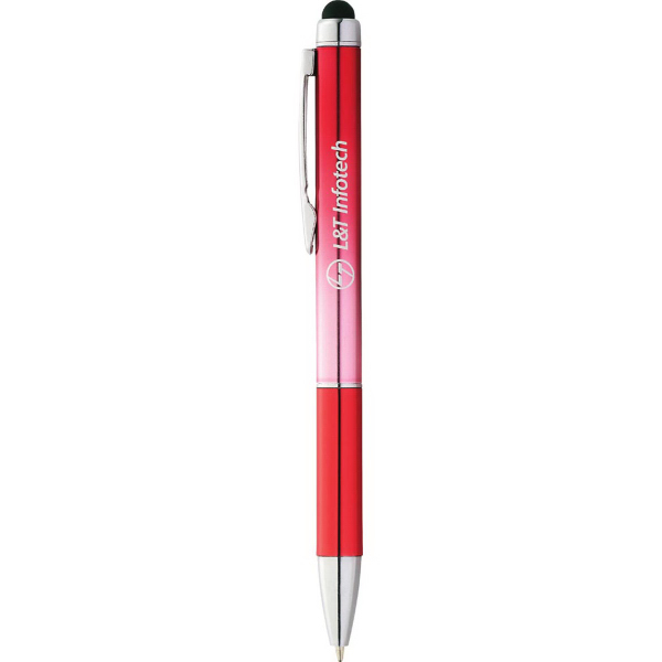 Customized Fade Away Ballpoint Stylus