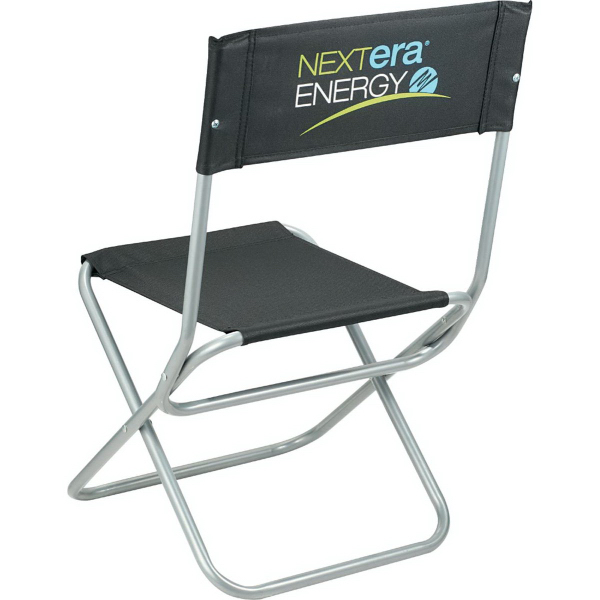 Customized Spectator Folding Chair