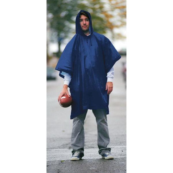 Customized Game Day Poncho