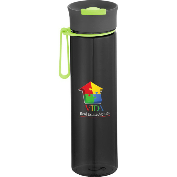 Promotional Punch BPA Free Water Bottle 21oz