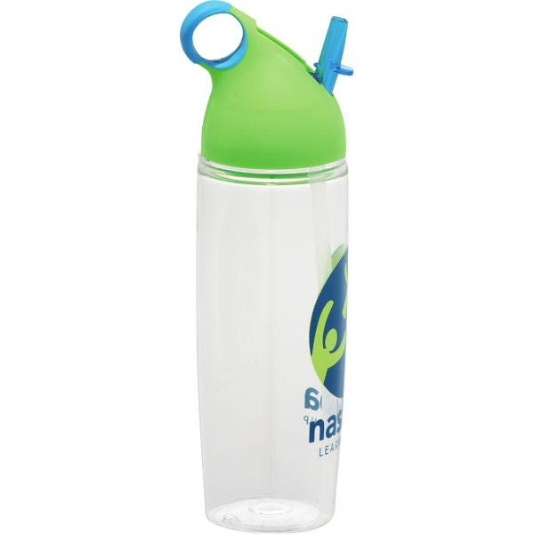 Promotional Neon BPA Free Sport Bottle 24oz