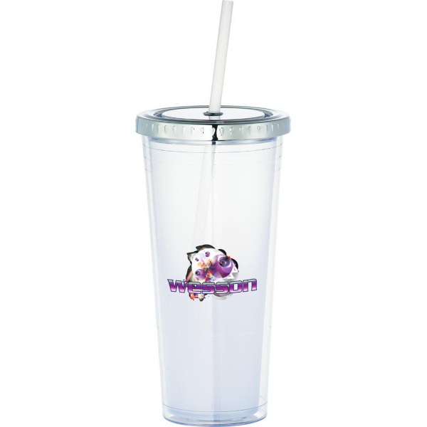 Custom Fade Away Sedici Tumbler 24oz