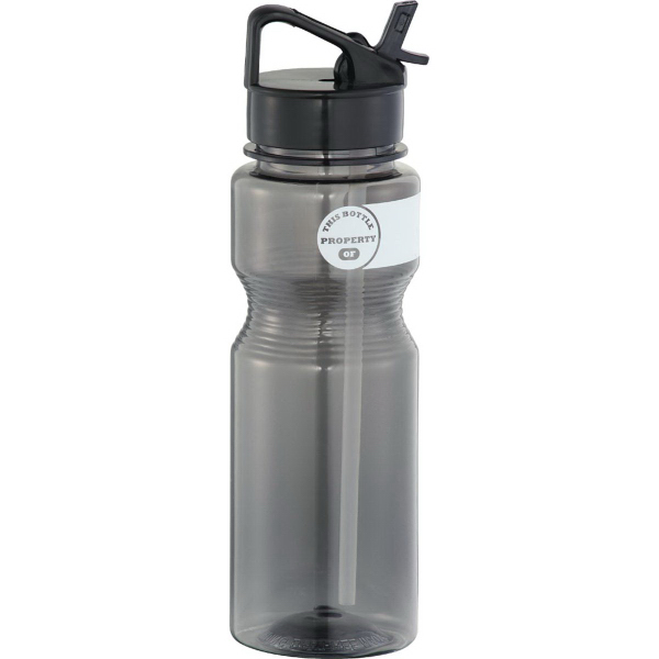 Promotional ID Grip BPA Free Sport Bottle 26oz