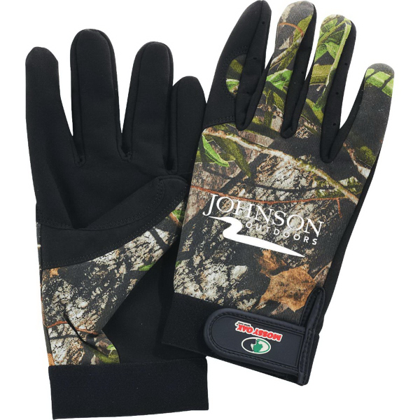 Personalized Safety Works Mossy Oak (R) Multi-Purpose Camo Gloves