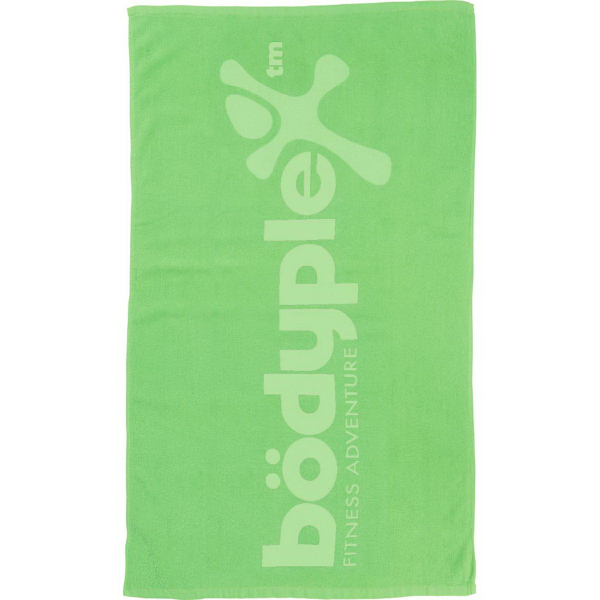 Imprinted Small Colored Beach Towel