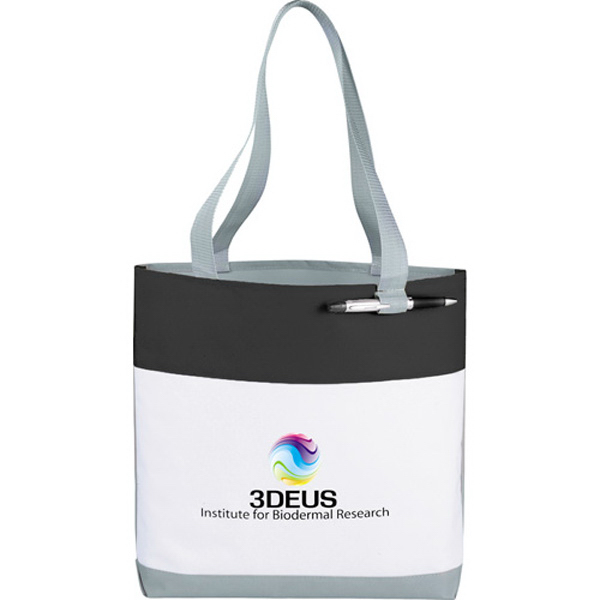 Promotional Great White Convention Tote