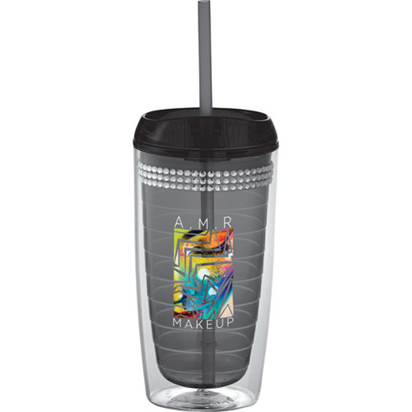 Customized Nicole Series Vortex Tumbler 16oz