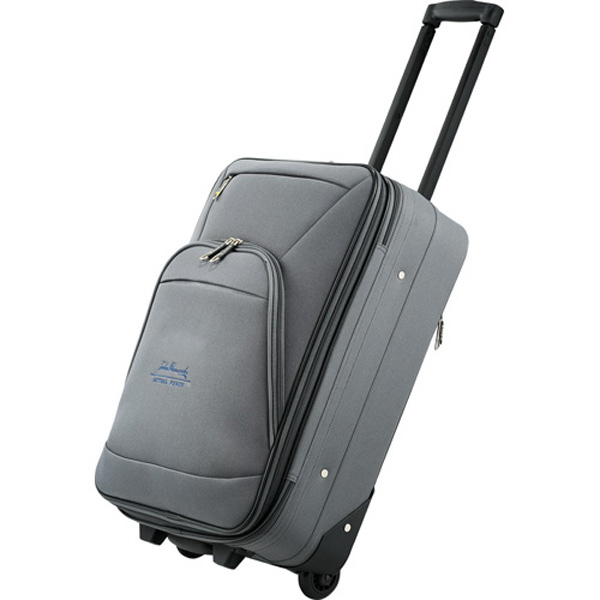 """Customized Luxe 21"""" Expandable Carry-On Luggage"""