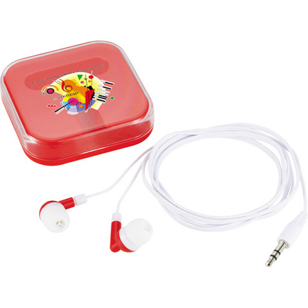 Customized Color Dip Ear Buds