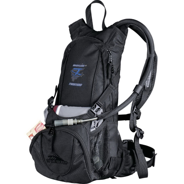Customized High Sierra (R) Drench Hydration Pack