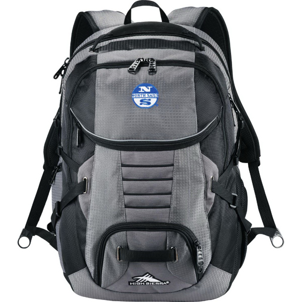 Custom High Sierra (R) Haywire Compu-Backpack