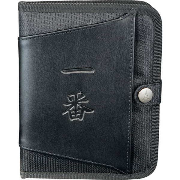 Imprinted High Sierra (R) RFID Travel Wallet