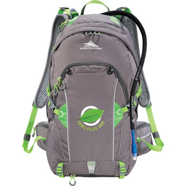 Custom High Sierra (R) Moray 22 Liter Hydration Pack