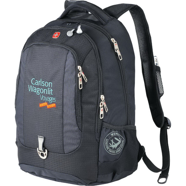 Personalized Wenger (R) Express Compu-Daypack