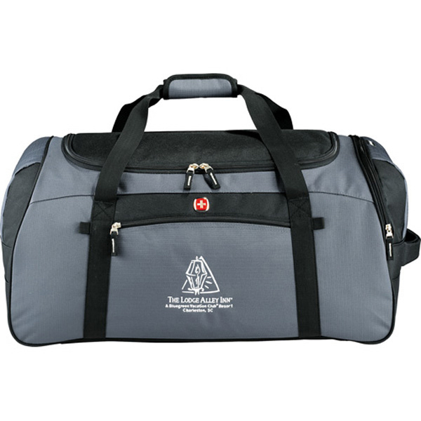 "Personalized Wenger (R) 26"" Cargo Duffel Bag"