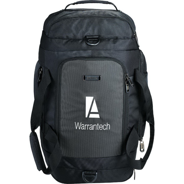 Imprinted Kenneth Cole (R) Tech Duffel-Backpack