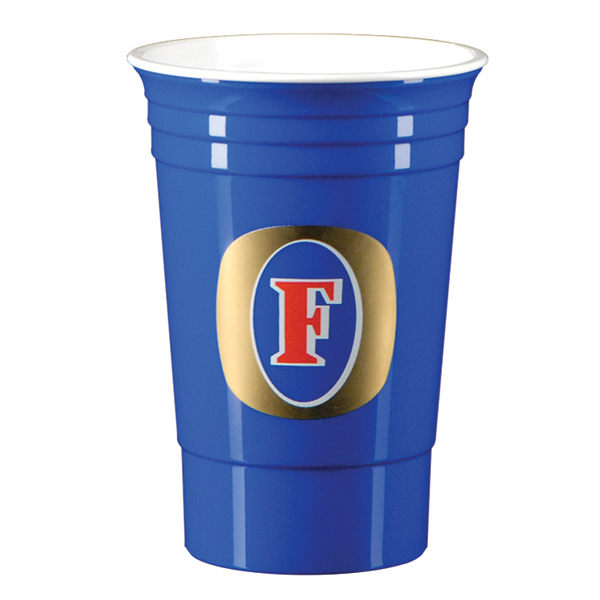 Imprinted 16 oz. Double Wall Party Cup