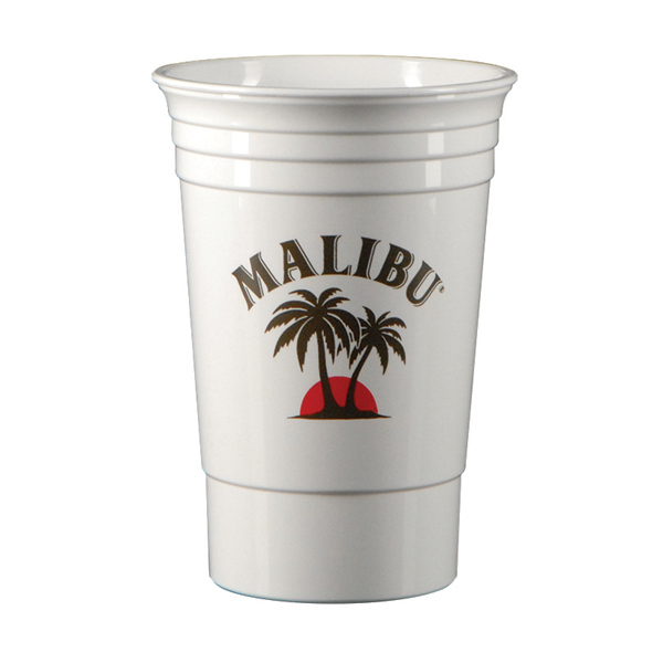 Promotional 16 oz. Double Wall Party Cup