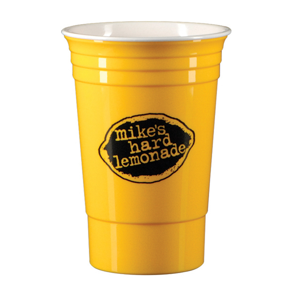 Customized 16 oz. Double Wall Party Cup