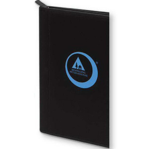 Custom Zip Around Padfolio