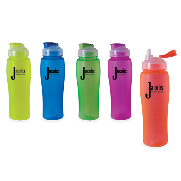 Customized Neon 23 oz. Sports Bottle