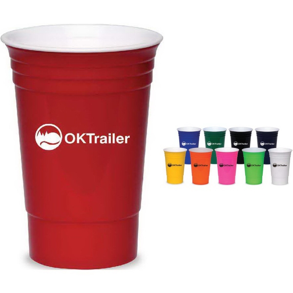 Promotional The Cup 16 oz. Party Cup