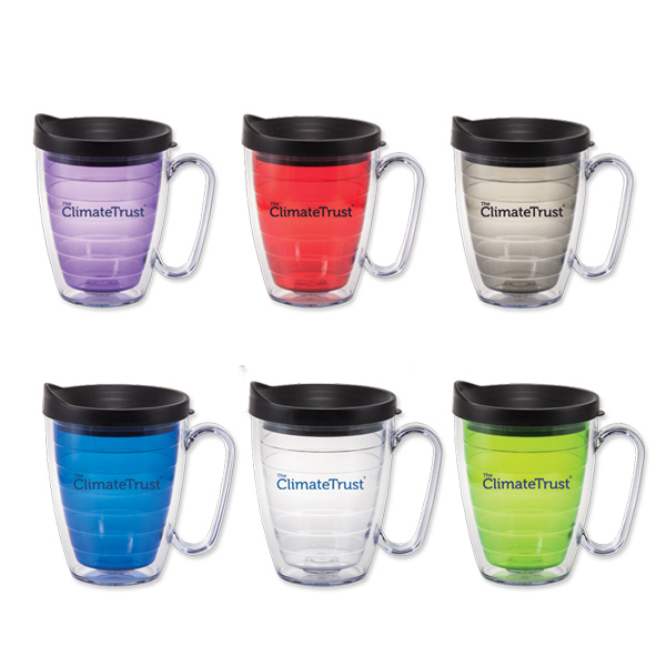 Promotional Ringed 16 oz. Coffee Mug