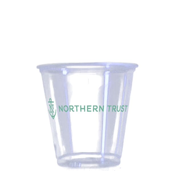 Promotional 3.5 oz. Plastic Sampler Cup