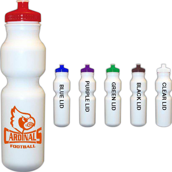 Personalized 28 oz Bike Bottle